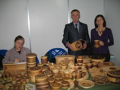 Выставка Сибирь Мастеровая в Сибэкспоцентре