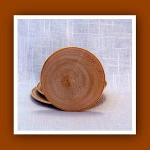 1020.Тарелка дерево чистая